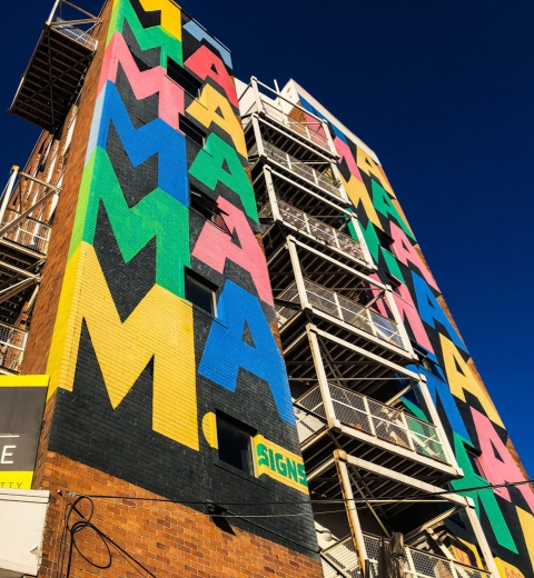 Experiencing the bohemian soul of Maboneng