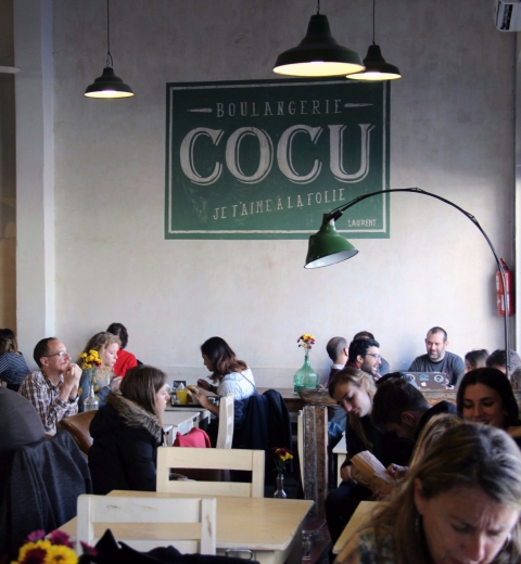 Cocu: A corner of France in Buenos Aires